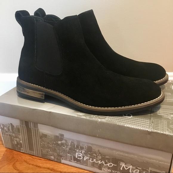 8de9428c94160 Bruno Marc New York Shoes | Bruno Marc Chukka Ankle Boots | Poshmark